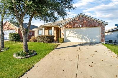 Anna Single Family Home Active Contingent: 800 Sequoia Drive