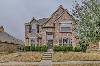 Red Oak Single Family Home Active Option Contract: 104 Brook Hollow Lane
