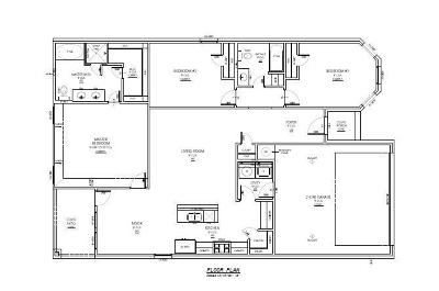Anna Single Family Home For Sale: 0000 Atlantic