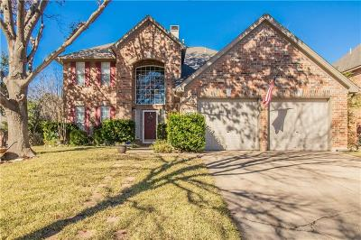 Tarrant County Single Family Home For Sale: 5409 Lake Powell Drive