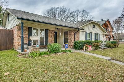 Garland Single Family Home For Sale: 4913 Cliffwood Drive