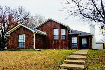 Rowlett Single Family Home For Sale: 7717 Salzburg Drive
