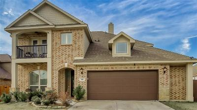 Crowley Single Family Home For Sale: 500 Panchasarp Drive