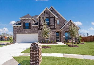 Rowlett Single Family Home For Sale: 2704 Chablis Drive