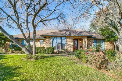 North Richland Hills Single Family Home For Sale: 6711 Riviera Drive