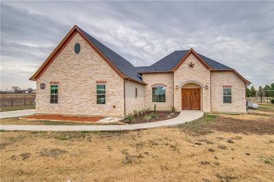 Celina Single Family Home For Sale: 5728 Smiley Road