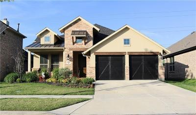 Denton County Single Family Home For Sale: 712 Field Crossing