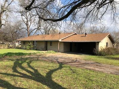 Freestone County Single Family Home For Sale: 113 S Avenue C