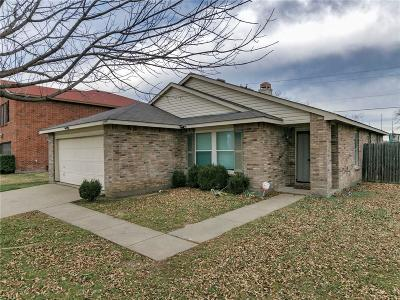 Balch Springs TX Single Family Home For Sale: $152,000