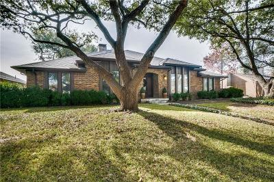 Single Family Home For Sale: 9108 Dusti Drive