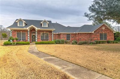 Johnson County Single Family Home For Sale: 3917 Timbercrest Drive E