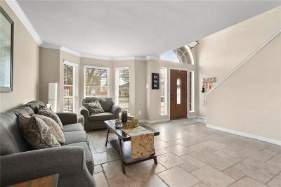Rowlett Single Family Home For Sale: 7417 Gillon Drive