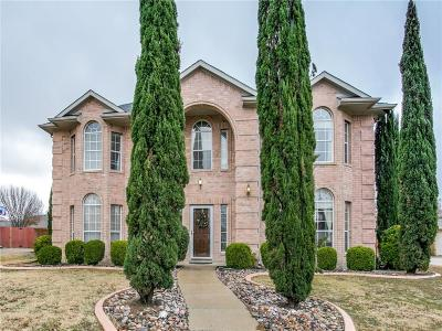 Collin County Single Family Home For Sale: 321 Fountain Drive