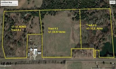 Terrell Residential Lots & Land For Sale: Fm Road 429