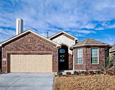 Denton County Single Family Home For Sale: 4512 Gunnison Drive