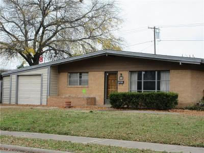 Dallas County Single Family Home For Sale: 1921 S Harvard Street S