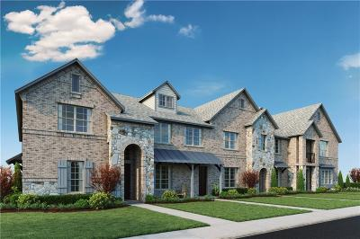 Flower Mound Townhouse For Sale: 1347 Casselberry Drive