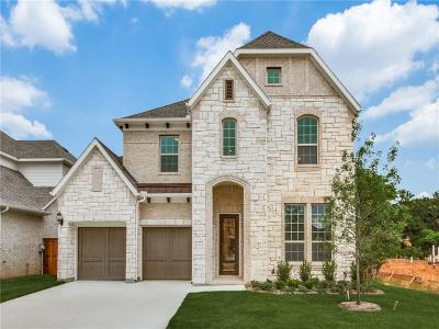 Colleyville Single Family Home For Sale: 4420 Lafite Lane