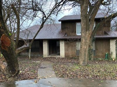 Rockwall Single Family Home For Sale: 1408 S Alamo