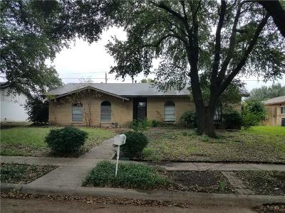 Plano Single Family Home For Sale: 3400 Garner Lane