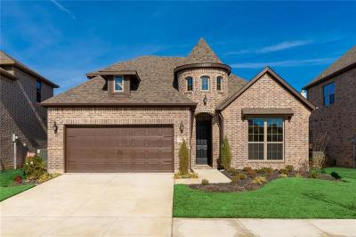 Prosper Single Family Home For Sale: 16401 Amistad Avenue