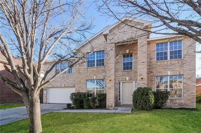 Grand Prairie Single Family Home For Sale: 5032 Stagecoach Way