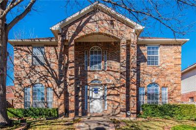 Dallas County Single Family Home For Sale: 1637 Chapman Street