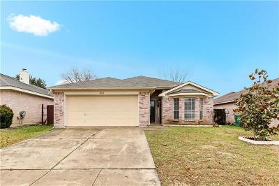 Single Family Home For Sale: 8044 Cannonwood Drive