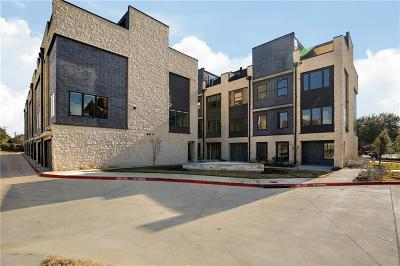 Farmers Branch Townhouse For Sale: 4060 Spring Valley Road #203