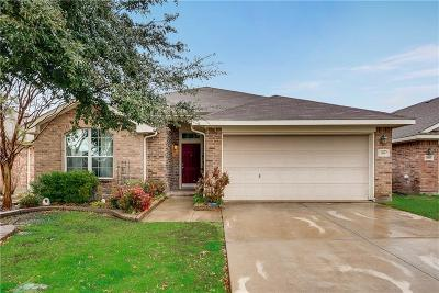 Forney Single Family Home Active Option Contract: 1010 Ingram Drive