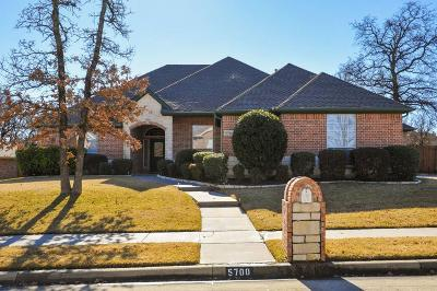 Single Family Home For Sale: 5700 Soapberry Drive