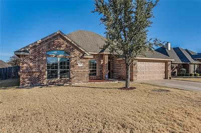 Weatherford Single Family Home For Sale: 517 Zachary Drive