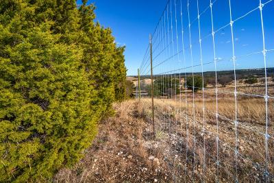 Hood County Farm & Ranch Active Option Contract: 12425 Chalk Mountain
