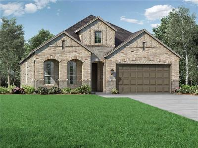 Forney Single Family Home For Sale: 6104 Gritten Drive
