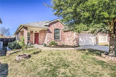 Fort Worth Single Family Home For Sale: 9129 Oldwest Trail
