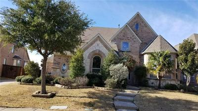 Carrollton Single Family Home For Sale: 4313 Rice Lane