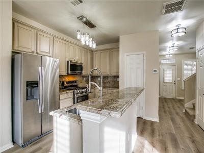 North Richland Hills Townhouse For Sale: 8012 Caladium Drive