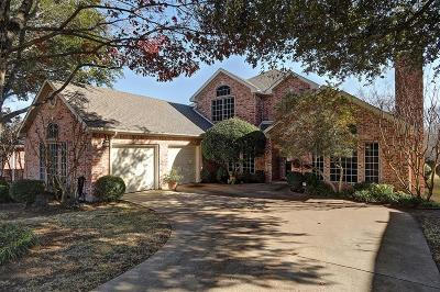 Garland Single Family Home Active Option Contract: 5206 Sawgrass Drive
