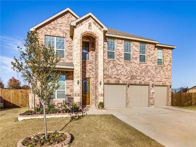 Wylie Single Family Home For Sale: 1613 Saddle Ridge Road