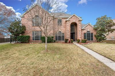 Mansfield Single Family Home Active Option Contract: 701 Saint Matthew Drive
