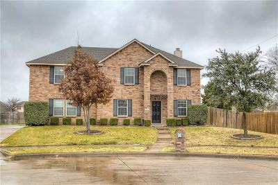 Red Oak Single Family Home For Sale: 510 Cypress Court