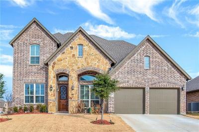 Melissa Single Family Home For Sale: 3401 Cedar Lane