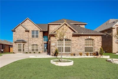 Grand Prairie Single Family Home For Sale: 2832 Sendero