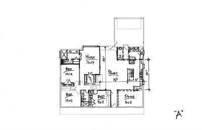 Richardson Single Family Home For Sale: 1301 Comanche Drive