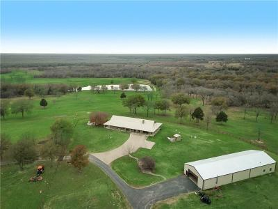 Cedar Creek Lake, Athens, Kemp Farm & Ranch For Sale: 1053 An County Road 499