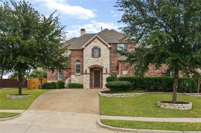 Allen Single Family Home For Sale: 1108 Salado Drive