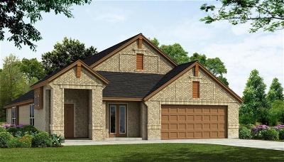 Weatherford Single Family Home For Sale: 2517 Doe Run