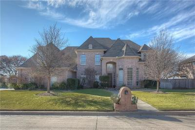 Aledo Single Family Home For Sale: 124 Bluff View