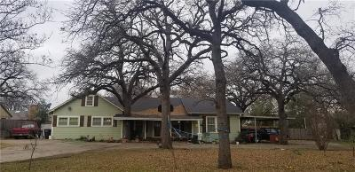 Fort Worth Single Family Home For Sale: 5043 Morris Avenue