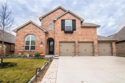 Forney Single Family Home For Sale: 1050 Knoxbridge Road